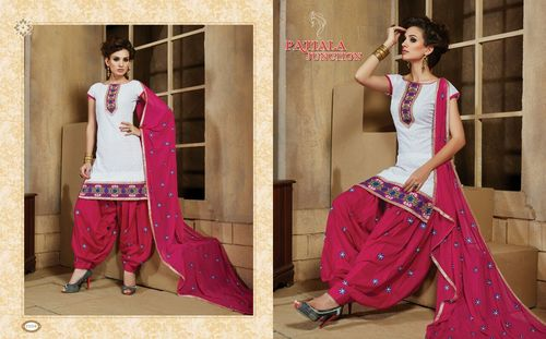Online Wholesale Patiala Suits