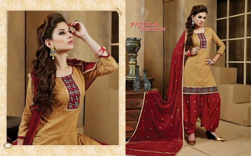 Wholesale Rate Bottom Work Salwar Kameez