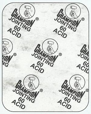 CAF Style 60 Acid Gasket Sheet