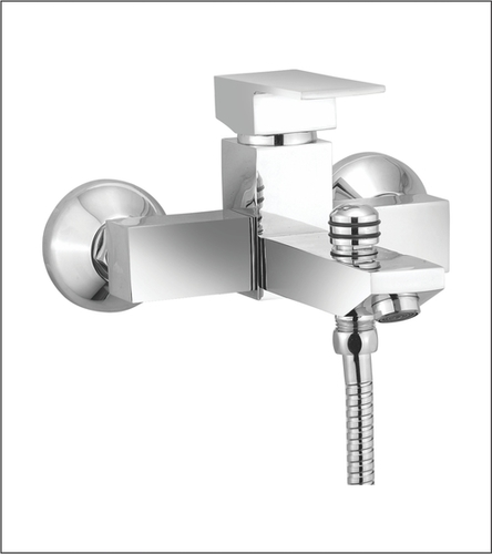 Single lever Wall Mixer with Tele