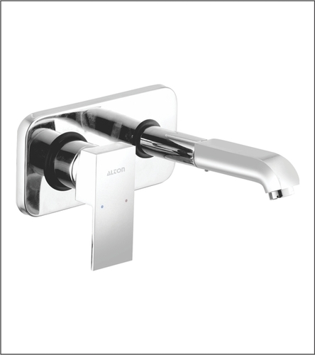 Single Lever basin Mixer ( Wall Mounted )