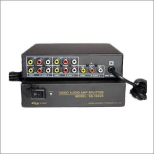 Audio Video AMP Splitter