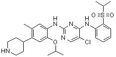 Ceritinib(LDK378)
