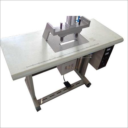 Ultrasonic Double Spot Handle Welding Machine