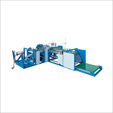 Fully Automatic Pp Woven Sack Bag Making Machine