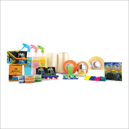 Water Soluble Film For Packing