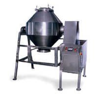 Used Double Cone blender