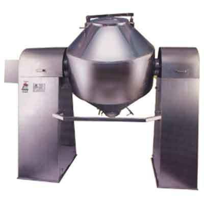 Used Double Cone Vacuum Dryer