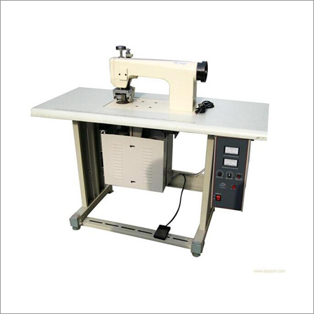 Ultrasonic Manual Sewing Machine