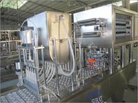 Industrial Cup Filling Machine