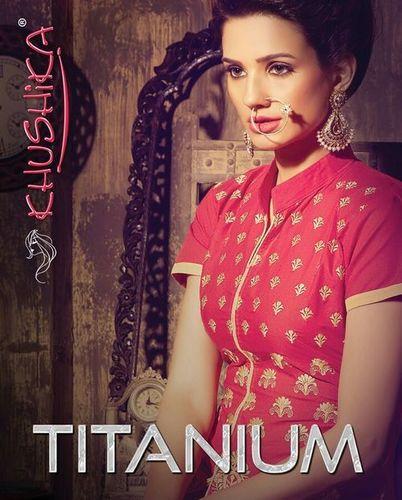 Titanium Professional Salwar Suits Wholesale