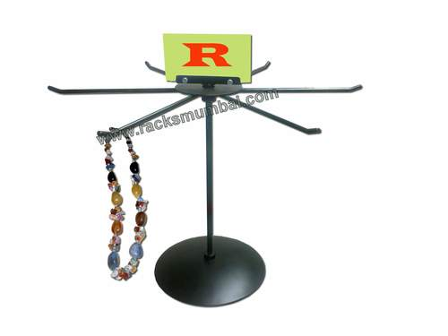 Jewellery Table top Revolving Stand