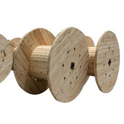 Industrial Wood Cable Drum
