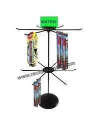 Table Top 2 Level Revolving Stand for PEN