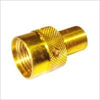 Brass Threaded Turned Parts