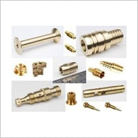 Brass Milled Components