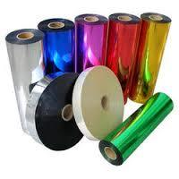 transfer Metallized paper films