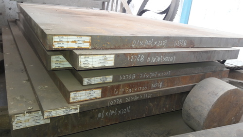 Plastic Moulded Steel