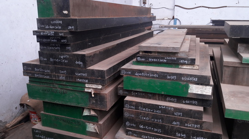 Plastic Mould Steels