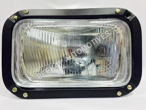HEAD LIGHT ASSY. TATA 709