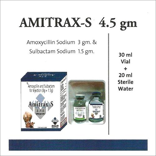 Amoxycillin Sulbactam Injections
