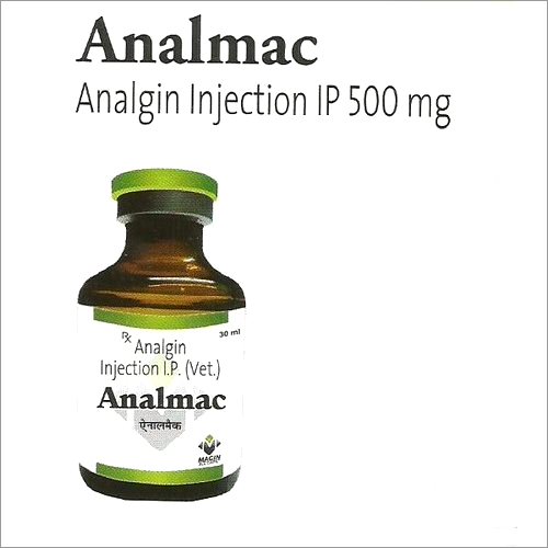 Analgin Injection IP 500mg