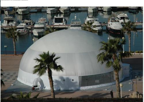 Lighting Inflatable Dome Rental
