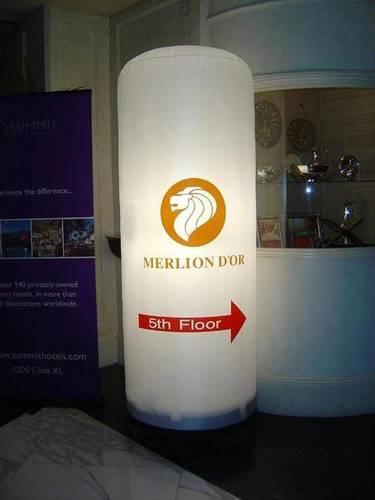 Inflatable Piller Event Light Rental
