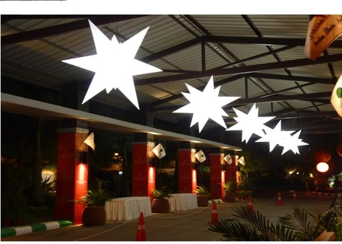 Led Inflatable Lighting Star