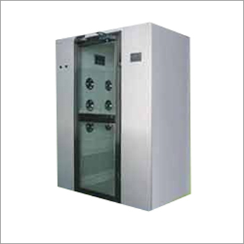 Portable Air Shower