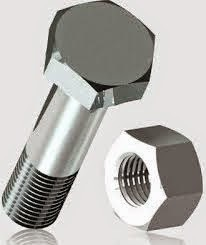 Inconel 825 Hex Bolt