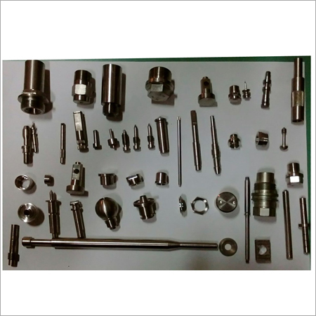 Industrial CNC Turned Components