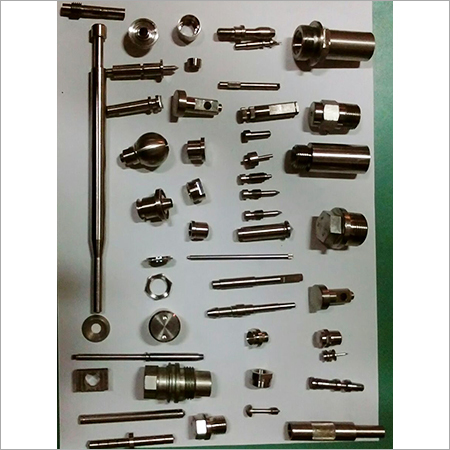 Industrial CNC Milled Components