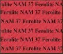 Ferolite NAM 37 Gasket Sheet