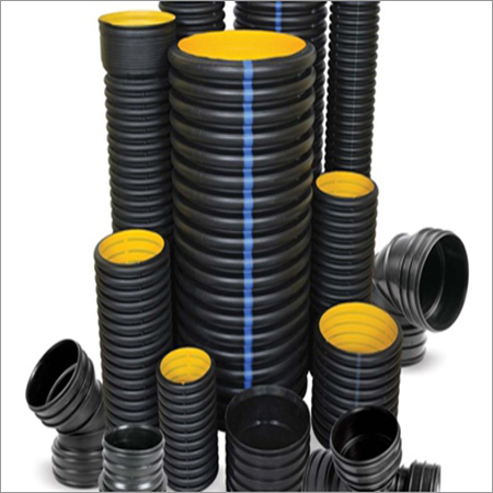 Double Wall Corrugated Pipe