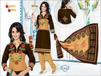Designer Cotton Salwar Suits