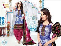 Printed Salwar Kameez Suits
