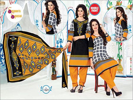 Casual Cotton Salwar Kameez