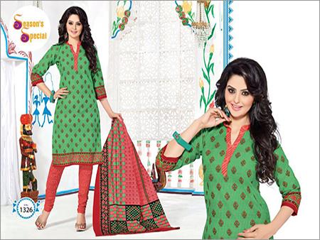 Salwar Kameez Printed Dress