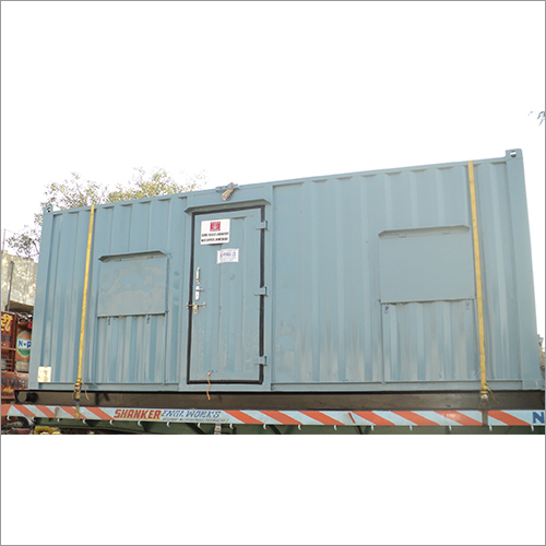 Bunkhouse Containers