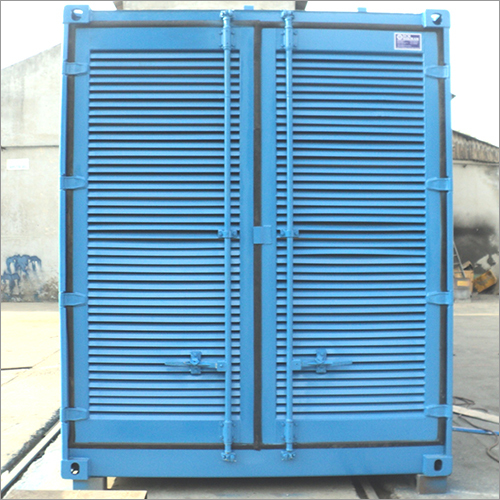 Green Power Container