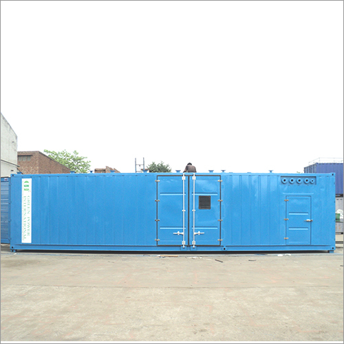 Power Generator Container