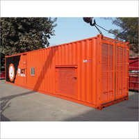 40' Power Pack Container