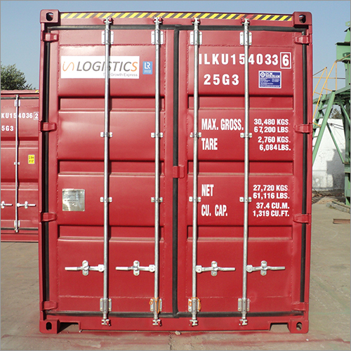Standard Logistic Container