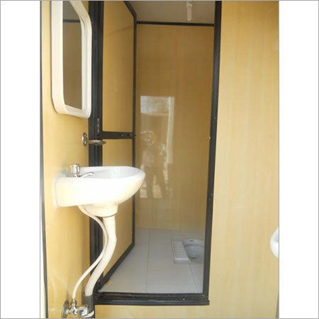 PP Mobile Toilet
