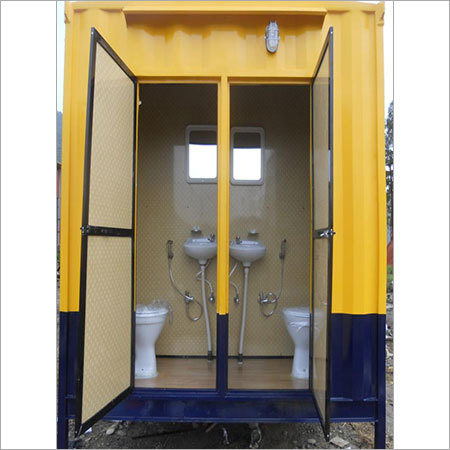 Portable Toilet Cabin