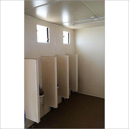 Industrial Toilet Cabin