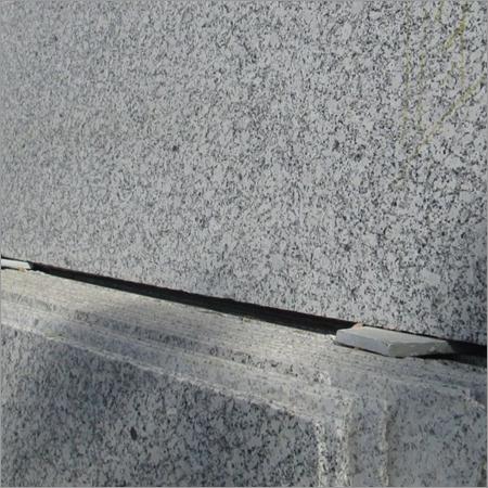 Black Spotted Marble Slab