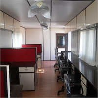 Industrial Site Office