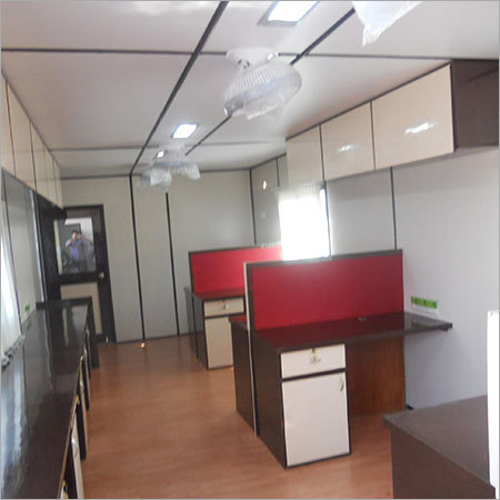 Industrial Prefabricated Site Office